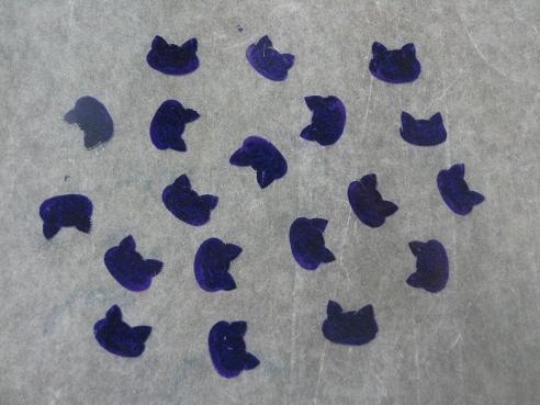 猫手染め 018