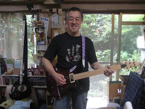 吐血ギター 004