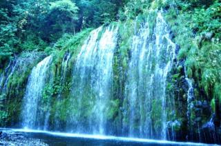 Mossbrae Falls 2