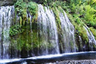 Mossbrae Falls 1