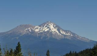 The Sacred Mountain Mt. Shasta
