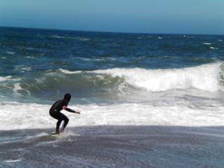 波まで遠い 涙