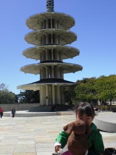 JAPANTOWN 五重塔