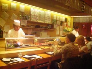 福寿司 カウンター