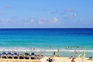青い海~白い砂~