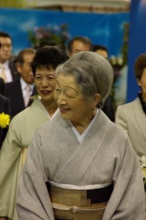 美智子皇后さまと高円宮妃久子さま