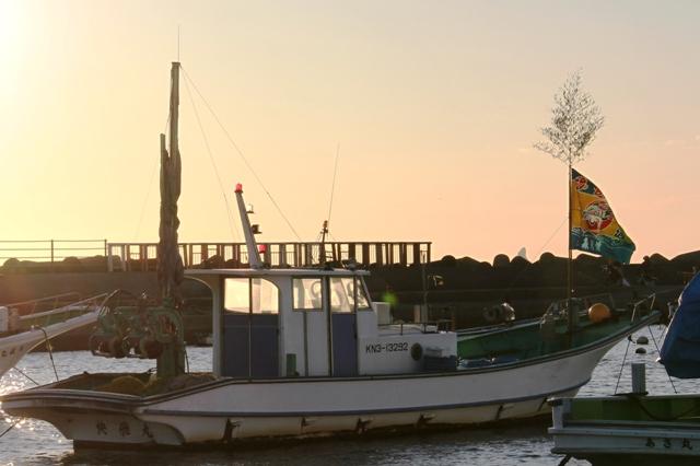 新年 大漁旗