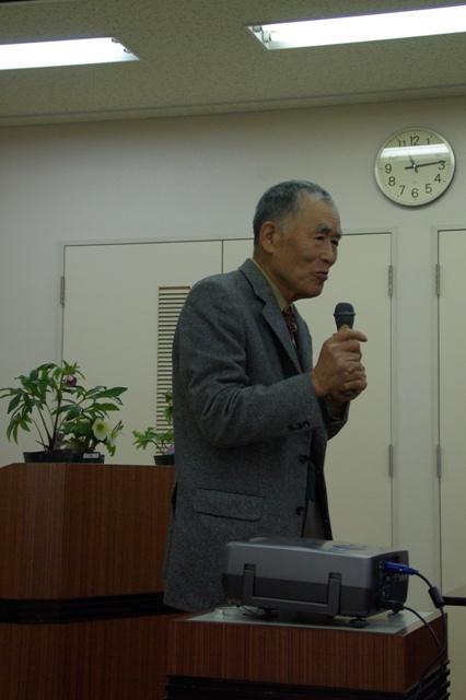 野田卯一郎氏