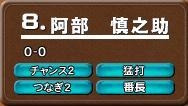 はちきれ8