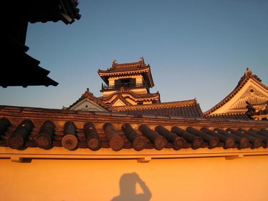 2009/11/23高知城6