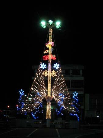 2009/12/05坂出クリスマスイルミ1