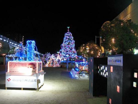 2009/12/05坂出クリスマスイルミ5
