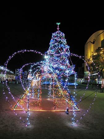 2009/12/05坂出クリスマスイルミ6