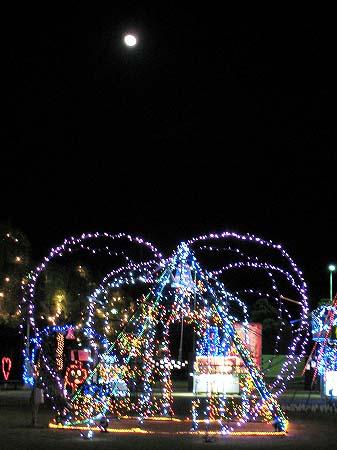 2009/12/05坂出クリスマスイルミ8