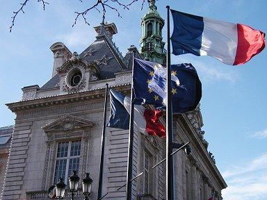 Levallois Perret市庁舎downsize