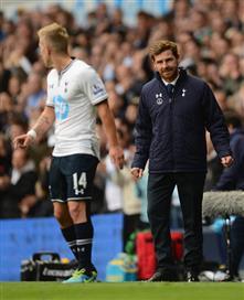 Andre+Villa+Boas+Tottenham+Hotspur+v+Norwich+fYhIzDcBqwml (PSP) (PSP)