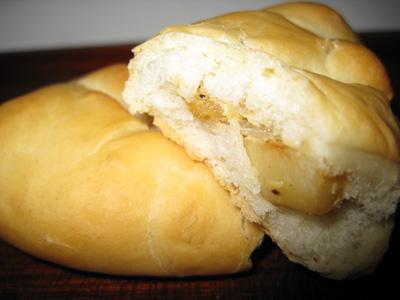 じゃがいもパン カット