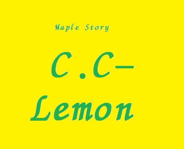 C.C- Lemon
