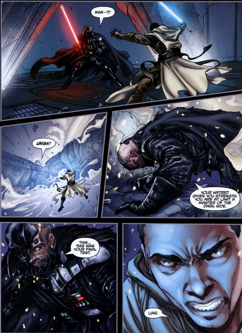 The Force Unleashed 112