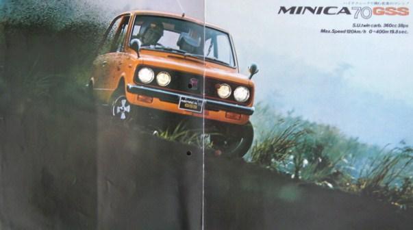 ミニカ70