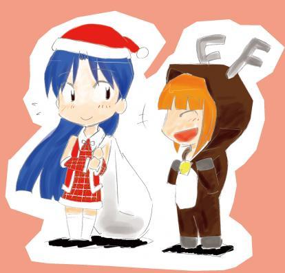フライングクリスマス