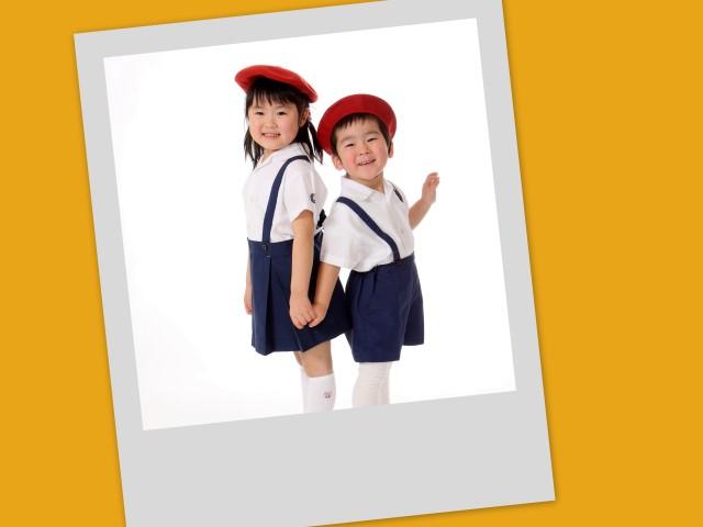 幼稚園 入園 おめでとう!