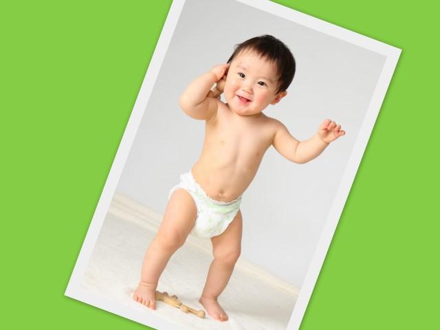 赤ちゃん 写真 記念日
