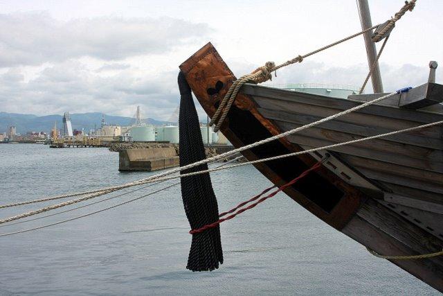 北前船寄港地フォーラムin青森 みちのく北方漁船博物館