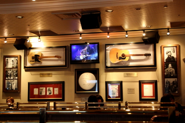 Hard Rock Cafe ハードロックカフェ