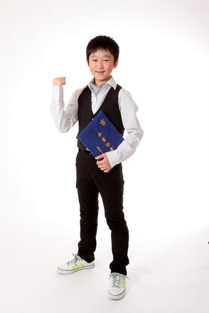小学校 卒業 おめでとう!