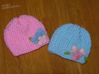 6月の帽子