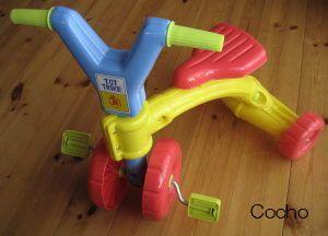 999三輪車