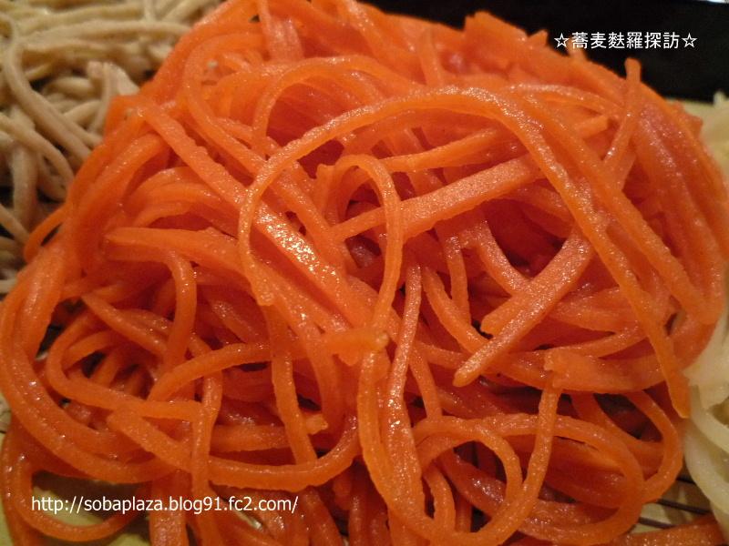 2.手打ち蕎麦 萱草庵 (一味)