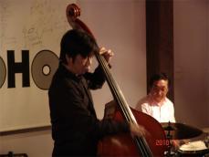 山崎久美子トリオ20101101-4