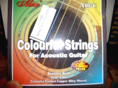Colourful Strings