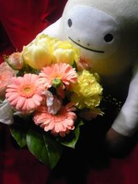 大ナマとお花