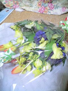 花福さまから春のお花のお届けです★