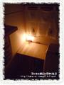 住まいトイレ照明