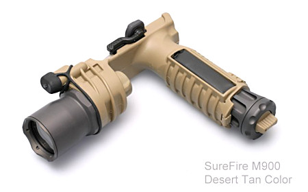 Surefire M900 tan color
