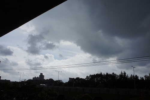 黒雲~!!