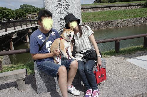 かぼす家の家族写真