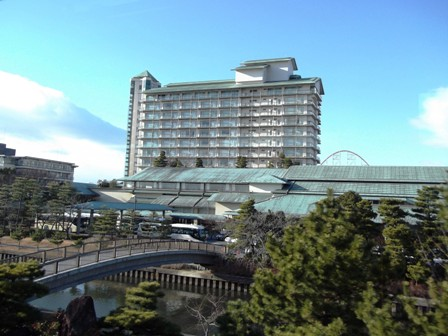 花水木ホテル