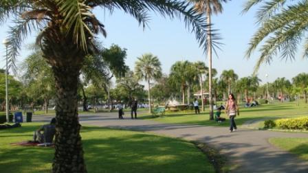 チャトチャ公園
