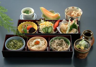 昼ミニ麺会席