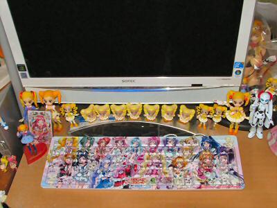 プリキュアオールスターズDX2キーボード 001
