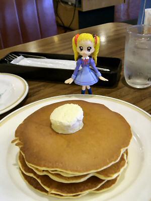パンケーキ食べ放題 002