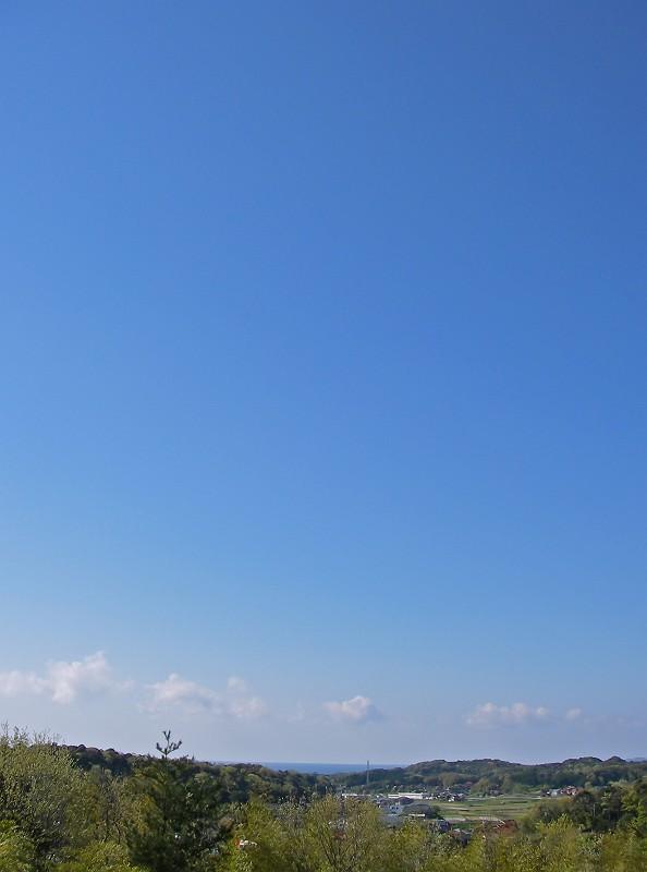 なんて、いい天気!