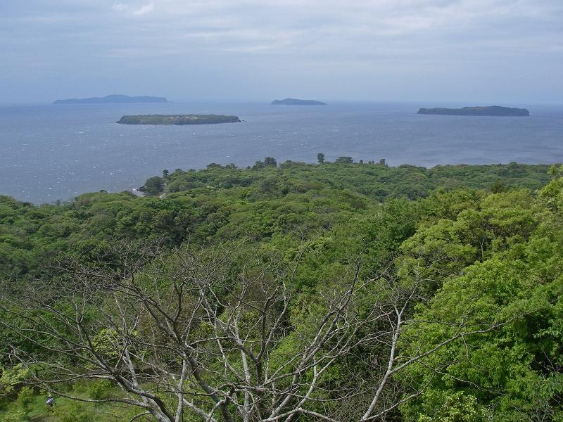 笠山からの展望
