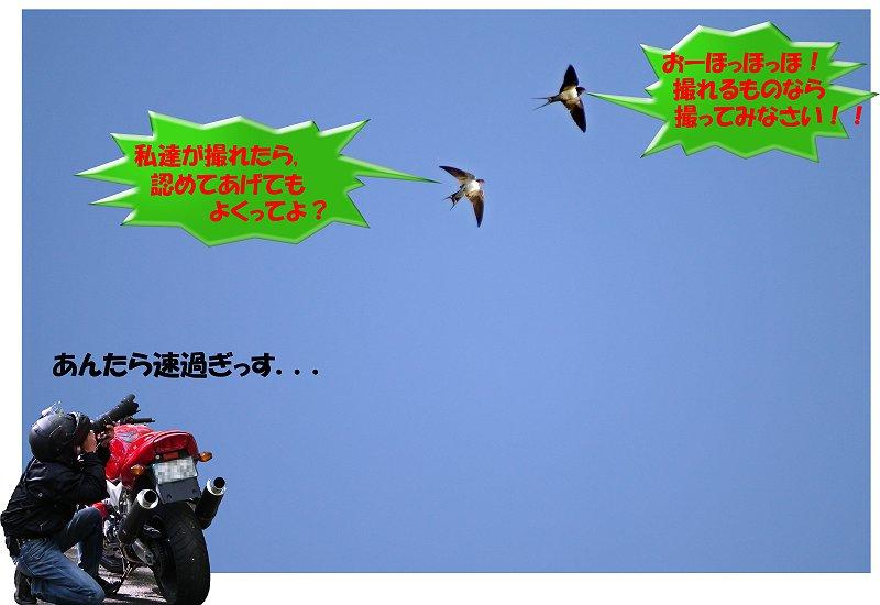 飛びモノ練習