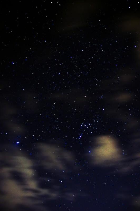 星景写真(補正後)